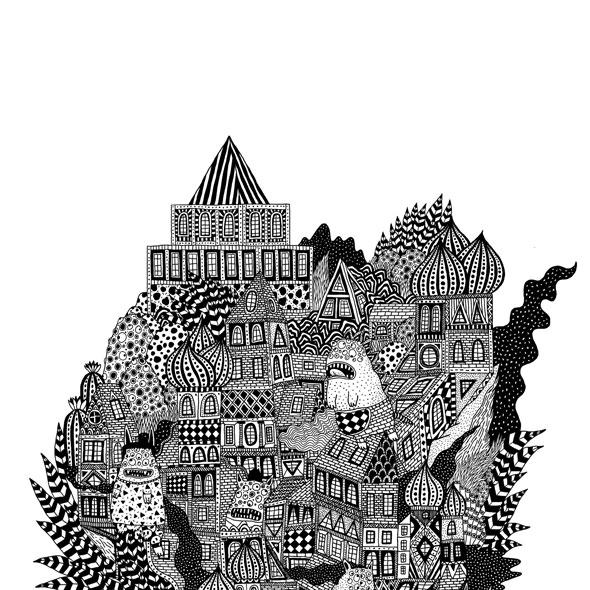 Monster city II
