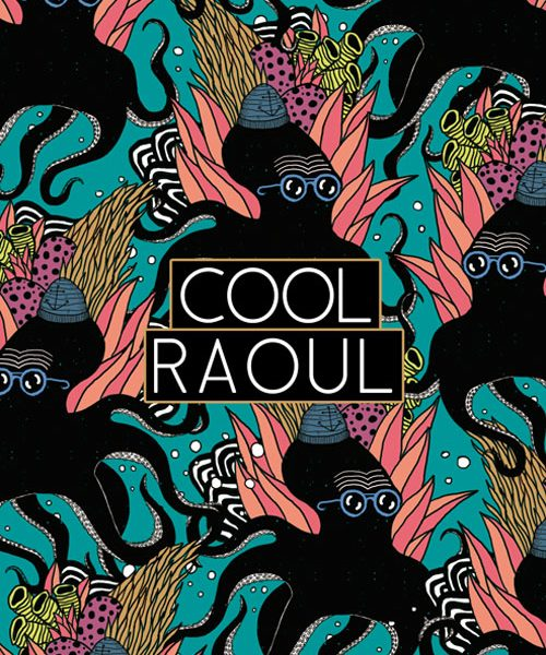 Carte Cool Raoul