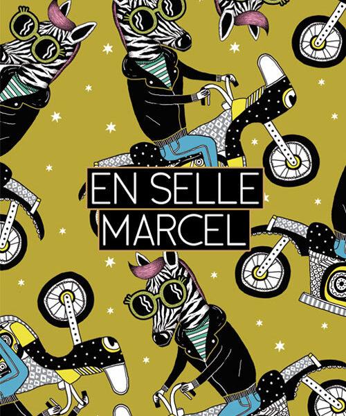 Carte En selle Marcel