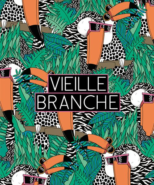 Carte Vieille Branche