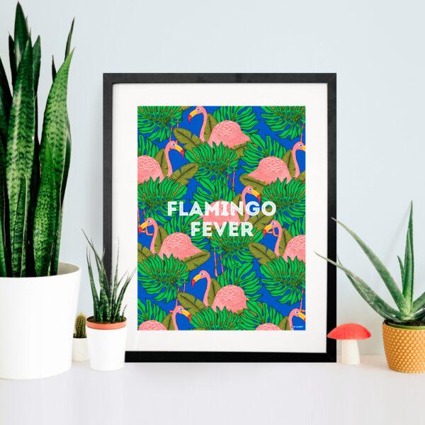 affiche-flamingo